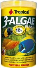 3-Algae Flakes  1000ml / 200g