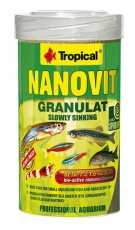 Nanovit Granulat  100ml / 70g