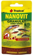 Nanovit Granulat sachet 10g
