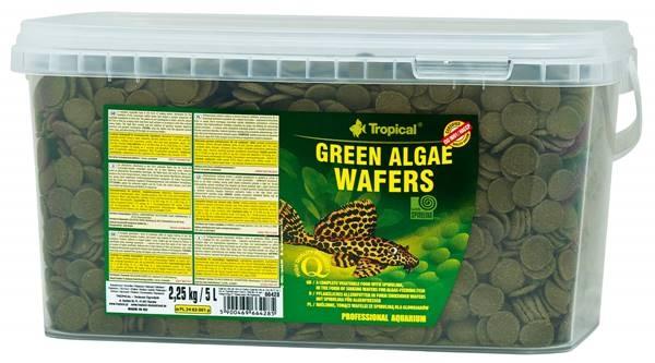 Green Algae Wafers  5l / 2,25kg