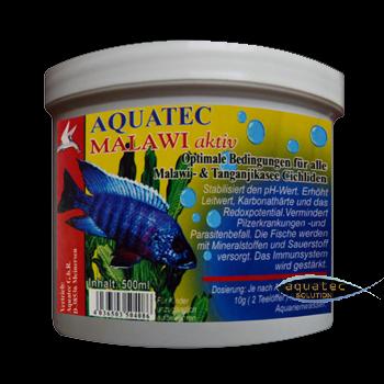 AQUATEC Solution Malawi aktiv 250ml Schraubdose