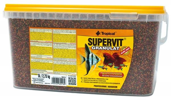 Supervit Granulat 10l / 5,5kg