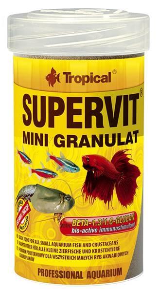 Supervit Mini Granulat 100ml / 65g