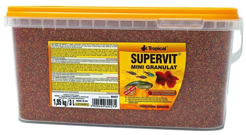 Supervit Mini Granulat 3l / 1,95kg