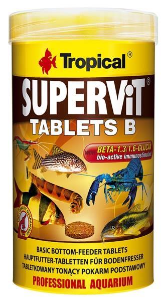 Supervit Tablets B 250ml / 150g ca. 830pcs