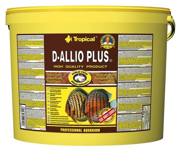 D-Allio Plus  5l / 1kg