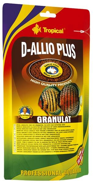 D-Allio Plus Granulat Beutel 80g