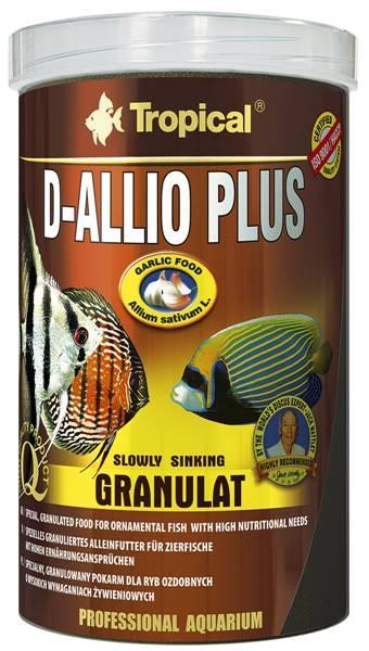 D-Allio Plus Granulat  250ml / 150g