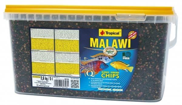 Malawi Chips  5L / 2,6kg