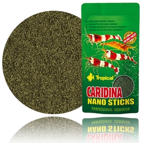 Caridina Nano Sticks sachet 10g