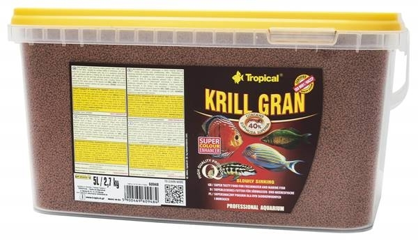 Krill Gran  5L / 2,7kg