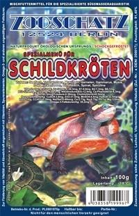 Schildkrötenfutter - Mix