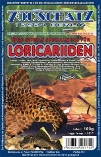 Spezialfutter für Loricariiden