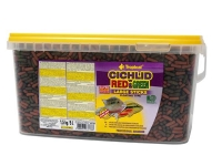 Cichlid Red&Green Large Sticks  10l / 3kg