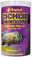 Cichlid Omnivore Medium Pellet  5l / 1,8kg