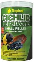 Cichlid Herbivore Small Pellet  250ml / 90g