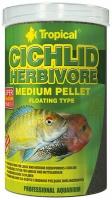 Cichlid Herbivore Medium Pellet  5l / 1,8kg