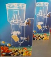Proteinskimmer Eiweißabschäumer Aquarium Merrwasser bis 200 l
