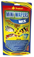Mini Wafers Mix Beutel 90g