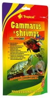 Gammarus & Shrimps Mix Beutel 130g