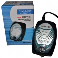Hailea ACO 6602 Luftpumpe Belüfter Aquarienluftpumpe Aquarienbelüfter