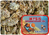 Mysis ( Schwebegarnelen ) gefriergetrocknet 500 ml
