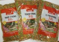 Colormenü, 21  L Teichsticks , Alleinfutter für Koi und Teichfische