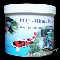 AQUATEC Solution Phosphat Minus Pond