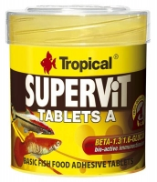 Supervit Tablets A  50ml / 36g ca. 80pcs