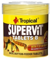 Supervit Tablets B 50ml / 36g ca. 200pcs