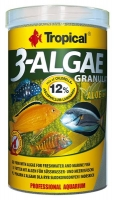 3-Algae Granulat  1000ml / 380g