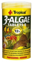 3-Algae Tablets B  250ml / 150g ca. 830pcs