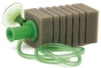 Schwammfilter  Filter Cristal  Single bis 100 L, luftbetriebener Innenfilter