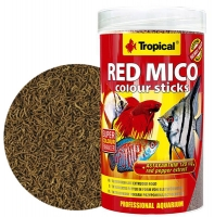 Red Mico Colour Sticks  3L / 1kg