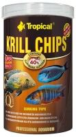 Krill Chips   1000ml / 500g