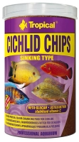 Cichlid Chips  1000ml / 520g