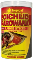 Cichlid&Arowana Large Sticks  1000ml / 300g