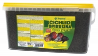 Cichlid Spirulina Medium Sticks  10l / 3,6kg