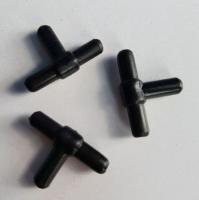 3x T Stück für 4/6 mm Luftschlauch, Luftverteiler, Schlauchverbinder, Aquarium