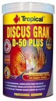 Tropical Discus Gran D-50 PLUS  1000ml / 440g